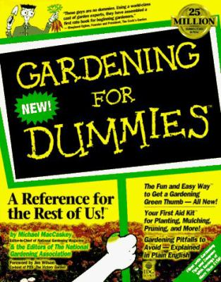 Gardening for Dummies 9781568846446