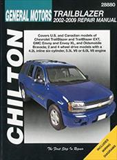 General Motors Trailblazer Repair Manual, 2002-2009 8803628