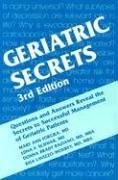 Geriatric Secrets 9781560535973