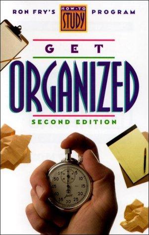 Get Organized 9781564144614