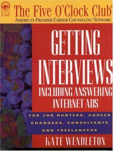 Getting Interviews
