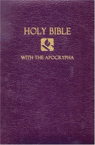 Gift & Award Bible-NRSV-Apocrypha 9781565637290