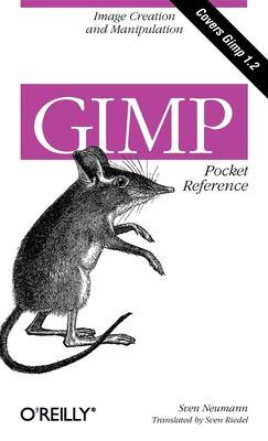 Gimp Pocket Reference 9781565927315