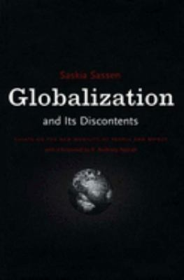 Globalization and Its Discontents 9781565843950