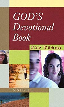 God's Devotional Book for Teens 9781562925161