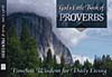 God's Little Book of Proverbs: Timeless Wisdom for Daily Living 9781562925444
