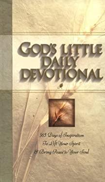 God's Little Daily Devotional Book 9781562923563