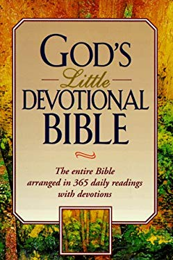 God's Little Devotional Bible 9781562921811