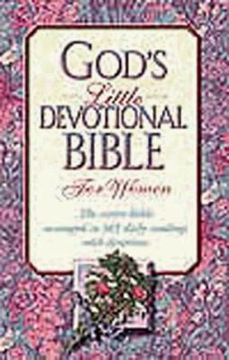 God's Little Devotional Bible for Women 9781562925000