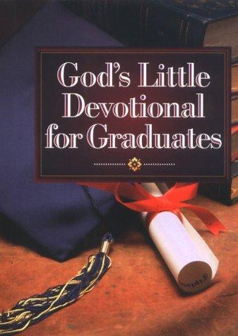 God's Little Devotional Book for Graduates 9781562920999