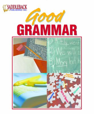 Good Grammar! 9781562545970