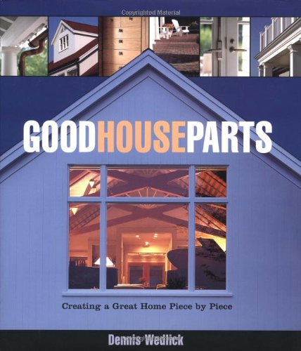 Good House Parts 9781561586288