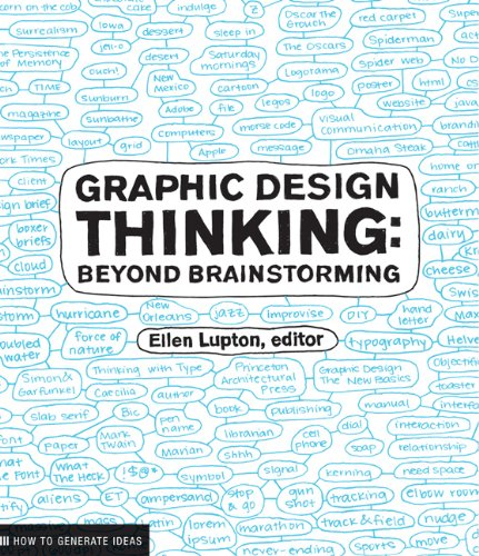 Graphic Design Thinking: Beyond Brainstorming 9781568989792