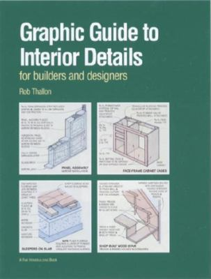Graphic Guide to Interior Details 9781561581436