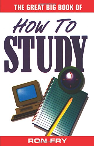Great Big Book of How to Study 9781564144232