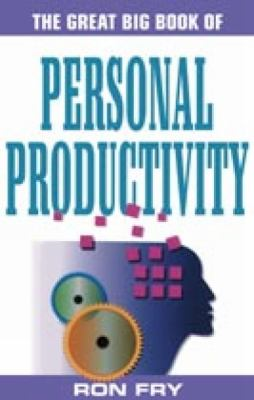 Great Big Book of Personal Productivity 9781564144249