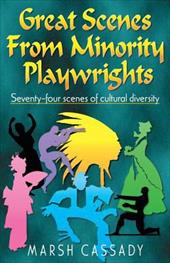 Great Scenes from Minority Playwrights 7004470