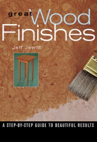 Great Wood Finishes: A Step-By-Step Guide to Consistent and Beautiful Results 9781561582884