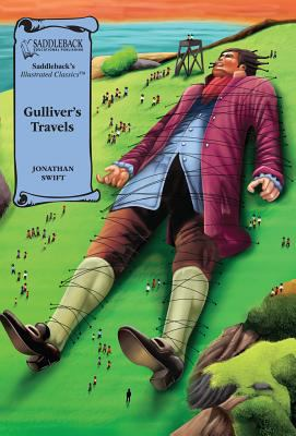 Gulliver's Travels [With Books] 9781562549039