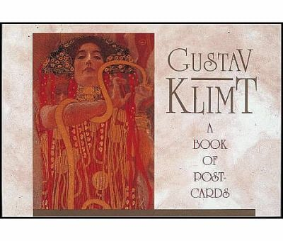 Gustav Klimt Bk of Postcards 9781566400183