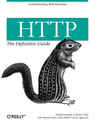 HTTP: The Definitive Guide 9781565925090
