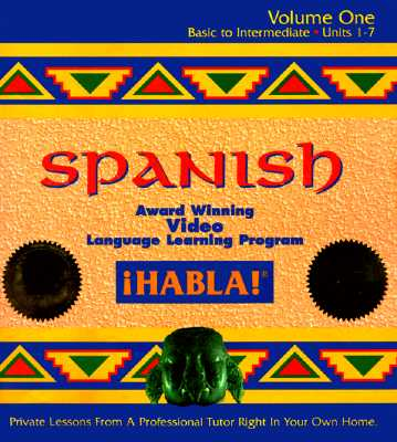 Habla!: Beginning to Intermediate [With Study Guide and 90-Minute]