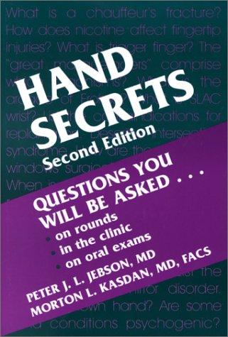 Hand Secrets 9781560534648