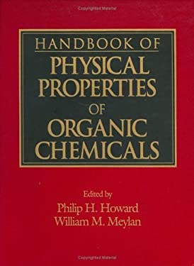 Handbook of Physical Properties of Organic Chemicals 9781566702270