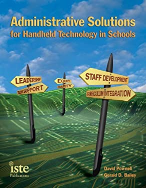 Handheld Computers and Smartphones in Secondary Schools: A Guide to Hands-On Learning 9781564842237