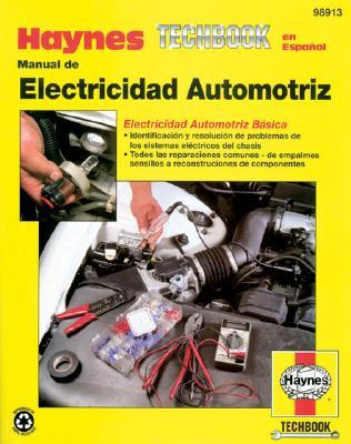 Manual de Electricidad Automotriz 9781563923425