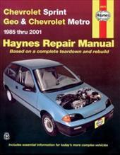 Haynes Chevrolet Sprint & Geo Metro Automotive Repair Manual 6978851