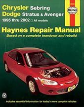Haynes Chrysler Sebring Dodge Stratus & Avenger 1995-2002 6978858