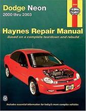 Haynes Dodge Neon 2000 Thru 2003 - Warren, Larry