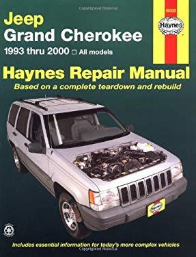 Haynes Jeep Grand Cherokee 1993 - 2000