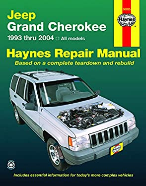 Haynes Jeep Grand Cherokee 1993 Thru 2004 9781563925542