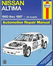 Haynes Nissan Altima, 1993-1997