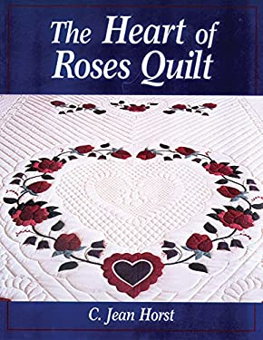 Heart of Roses Quilt 9781561481064