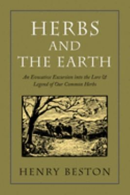 Herbs and the Earth 9781567921885