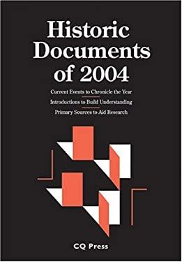 Historic Documents of 2004 9781568029481
