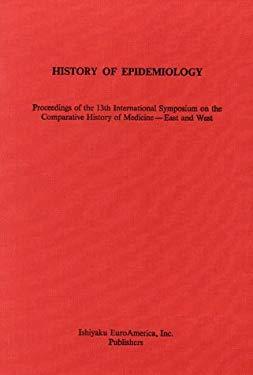 History of Epidemiology: 9781563860089