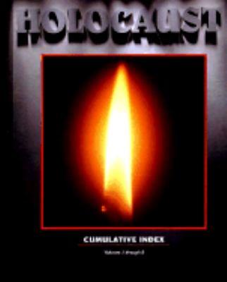 Holocaust: Cumulative Index - L 9781567112092