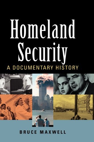 Homeland Security: A Documentary History 9781568028842