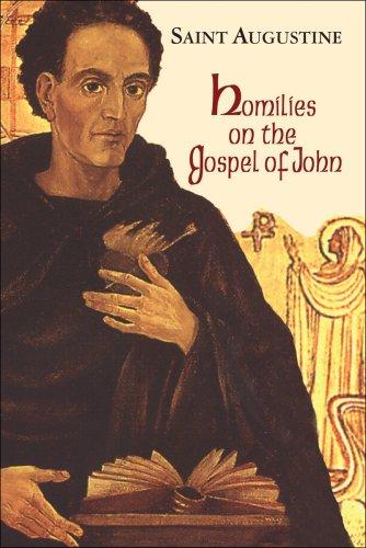 Homilies on the Gospel of John 1-40 9781565483187