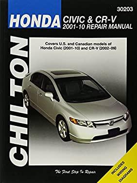 Honda Civic & CR-V 2001-10 Repair Manual