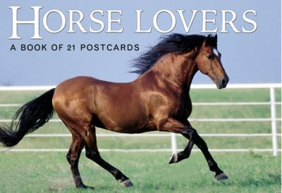 Horse Lovers Postcard Book 9781563137693