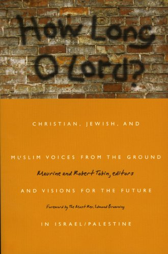 How Long O Lord?: Christian, Jewish, and Muslim Voices from the Ground and Visions for the Future in Israel/Palestine 9781561012145