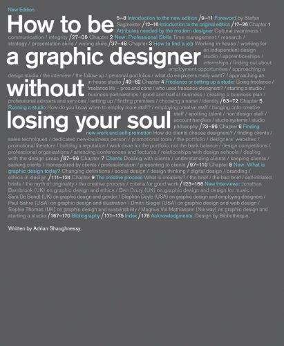 How to Be a Graphic Designer Without Losing Your Soul 9781568989839