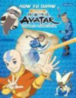 How to Draw Nickelodeon Avatar: The Last Airbender 9781560107835