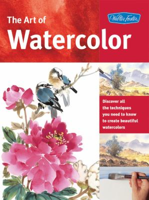 How to Draw and Paint Watercolors 9781560101871