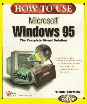 How to Use Microsoft Windows 95 9781562765651